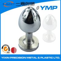 polishing precision machined partstainless steel precision machined part thumbnail image