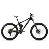 Cube Fritzz 180 HPA Race 27.5 Mountain Bike 2016