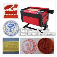 Advertising laser machine M500 for mark & rubber stamp