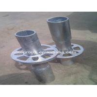 Ring lock Scaffolding Base Collar Starter 57x3.5x280mm for Construstion system