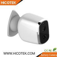 CCTV Wireless IP Smart Ai Mini Home Security 4G WiFi PIR 10000mA Battery Camera thumbnail image