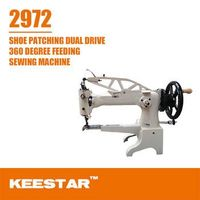 keestar 2972 shoe repairing machine