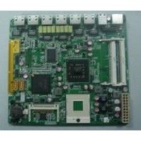 Industrial firewall motherboard with Intel GM45 Chipset WP-GM45-6LAN