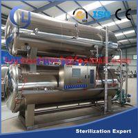 Factory price food sterilization equipment