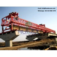 high speed railway Bridge Beam Launcher for Bridge Erecting crane