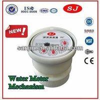 Water Meter Mechanism for Multi Jet Dry Type