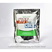 aluminium foil plastic thermal bags