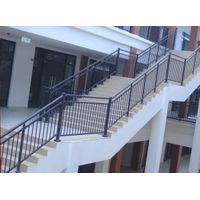 indoor stair balustrade&handrails