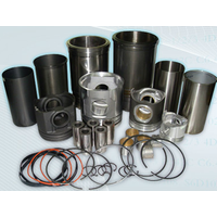 piston ring , camshaft, liner, gasket, cylinder block, bolt ,bearing, pump, turbo ,injector,