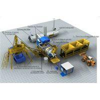 moular asphalt mixing plant