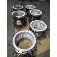 PTFE expansion joints with PTFE flanges