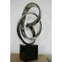 handcraft stainless steel sculpture