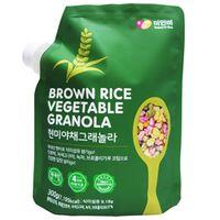 Brown Rice Vegetable Granola 300g