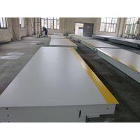 Electronic 150T truck scale/industrial weighbridge