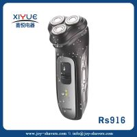 Rechargeable electric shaver for men
