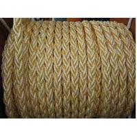 Polyester Nylon (polyamide) mooring ropes