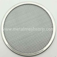 SS304 Perforated Filter Mesh