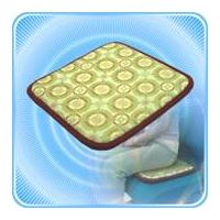 Permanent Magnetic Therapy Seat Cushion