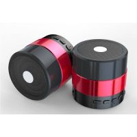 Rechargeable mini vibration bluetooth speaker