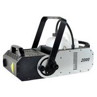 2000W change angle  spray machine smoke effect