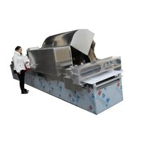 High Quality Automatic Stainless Steel Peanut Brittle Molding And Cutting Machine
