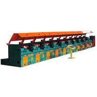 Straight Line Steel Wire Pulling Machine