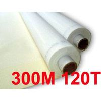 """free shipping with fast delivery ! 120T polyester silk screen printing mesh 120T(300M)*127CM(50"""" wid"""