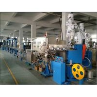 Fuchuan® FC-60+35Automobile wire high speed extruder line with high performance