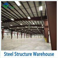 Free Design Prefabricated Structure Steel Industrial Workshop