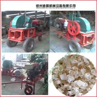 Horse bedding wood shaving machine/ animal bedding wood shaving mill