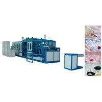 PS Fast Food Box Forming Machine