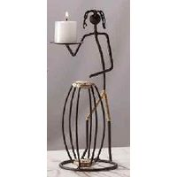 iron candle stand thumbnail image