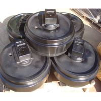 front idler for excavator and bulldozer