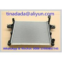 High quality auto car radiator for Grand Cherokee