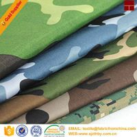 hot sale Camouflage Fabric for Outdoor Camping Hunting