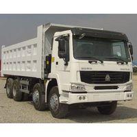 howo dump truck 8x4 336hp