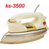 Automatic dry iron ks-3500
