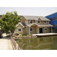 high quality light steel villa
