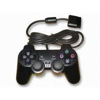 brand new, wired joystick controller for PS2 thumbnail image