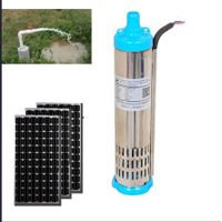 3t/H Solar Submersible Pumps with Built-in MPPT Controller thumbnail image