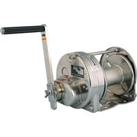 Stainless Steel Rotating Hand Winches (Electropolishing): Model ESB-5-SI (500kgf) thumbnail image