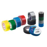 Colorful carton sealing &masking high quality cloth duct tapes