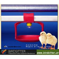 chicken farming equipment nipple drinker
