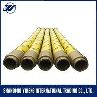 concrete rubber hose