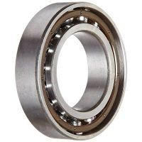 FAG Bearings FAG 7206B-TVP Angular Contact Ball Bearing, Single Row, Open, 40°