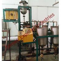 Biodiesel Extraction Plant