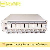 NEWARE 5V6A 8 Channel Li-ion Lithium Battery Test Machine for Charge and Disc