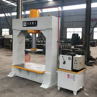 200 ton Solid tire press machine forklift tire press machine hydraulic press