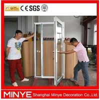 HIGH QUALITY  PVC CASEMENT DOOR
