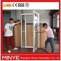 HIGH QUALITY  PVC CASEMENT DOOR